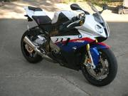 2011 BMW S1000RR Superbike in pristine condition..has 3, 474 miles on