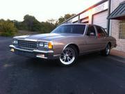 Chevrolet Caprice 27000 miles